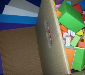 Verpackungen aus Karton - Verpackungsmaterial