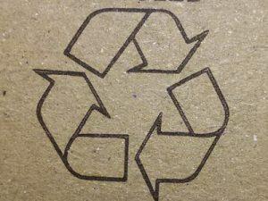Recycling - Bio-Füllmaterial für Verpackungen