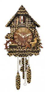Pappuhr – Modell Safari