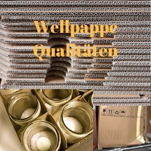 Wellpappe-Qualitäten